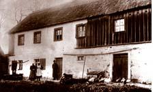Dietelhof: historische Ansicht