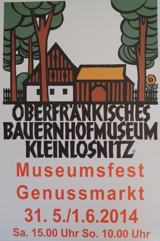 Plakat museumsfest